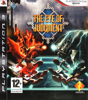The Eye of Judgment sur PS3