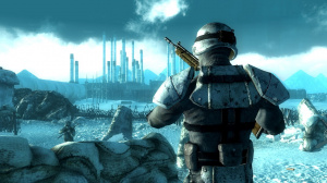 Fallout 3 PS3 : images des 3 extensions