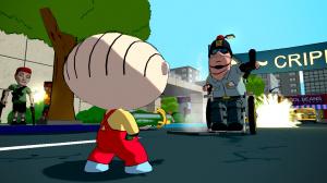 Résultats du concours Family Guy