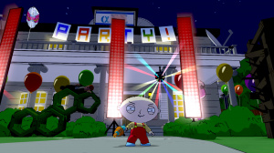 Pas de Family Guy : Back to the Multiverse sur 360 en France