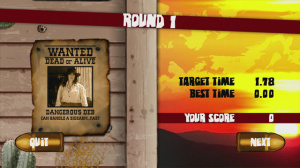 Fast Draw Showdown vise le Playstation Store