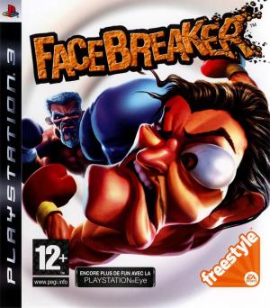 Facebreaker sur PS3