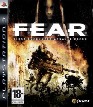 F.E.A.R. sur PS3