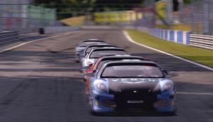 Reportage vidéo sur Ferrari Challenge