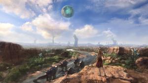 TGS 2008 : Images de Final Fantasy XIII