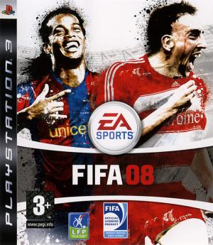 FIFA 08 sur PS3