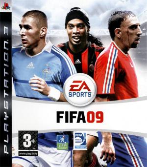 FIFA 09 sur PS3