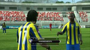 Résultats du concours FIFA 11 : Ultimate Team