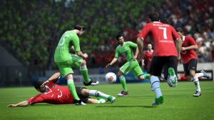 Fifa 13 casse la baraque en Angleterre