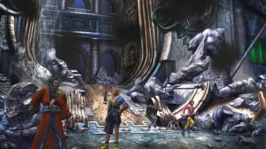 E3 2013 : Images de Final Fantasy X / X-2 HD