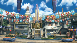 Images de Final Fantasy X / X-2 HD