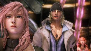 Final Fantasy XIII en vedette à la « Premiere Party »
