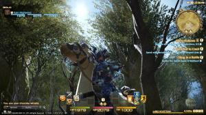 Images de FF XIV : A Realm Reborn sur PS3