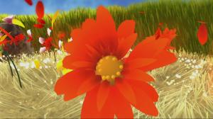 Flower : Interaction et contemplation