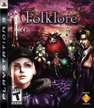 Folklore sur PS3