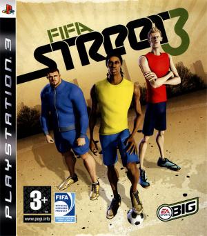 FIFA Street 3 sur PS3