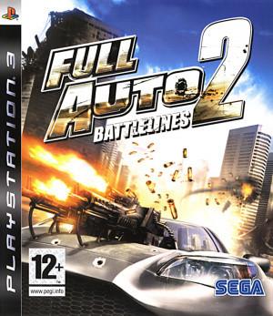 Full Auto 2 : Battlelines sur PS3