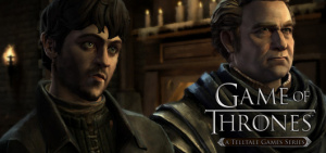 Jaquette de Game of Thrones : Episode 1 - Iron from Ice sur PS3