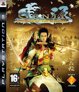 Genji : Days of the Blade sur PS3