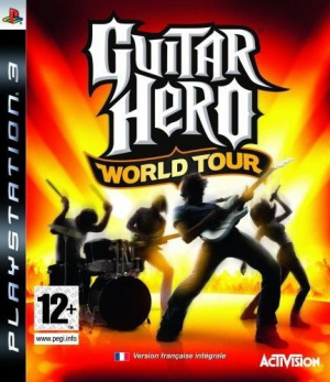 Guitar Hero : World Tour sur PS3