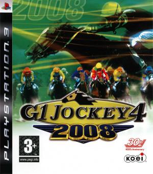G1 Jockey 4 2008 sur PS3