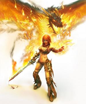 E3 2008 : Images de Golden Axe : Beast Rider