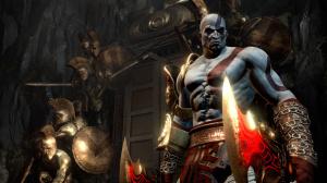 Sony embauche pour God of War 4