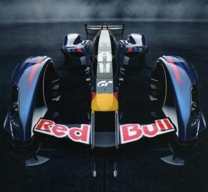 GT 5:  La Redbull X2010 de Vettel offerte à tous!