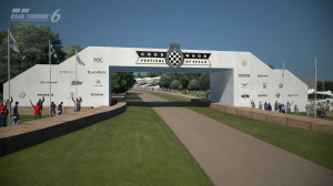Goodwood Hill Climb dans Gran Turismo 6