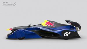 Red Bull débarque dans Gran Turismo 6