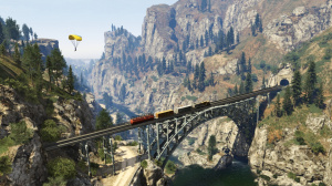 Rockstar justifie la taille de GTA 5