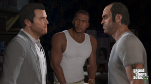 Des fuites sur le scénario de GTA 5