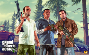 GTA 5 : Blaine County