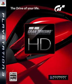 Gran Turismo HD sur PS3