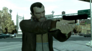 Images : GTA IV se montre