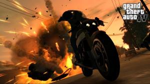 Des voitures brûlées à cause de GTA