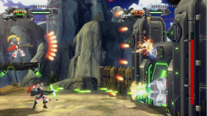 E3 2010 : Konami annonce Hard Corps : Uprising