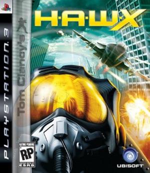 Tom Clancy's H.A.W.X. sur PS3