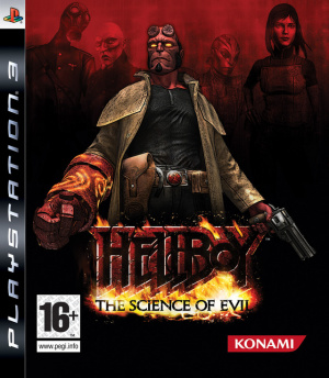 Hellboy : The Science of Evil sur PS3
