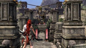 Présentation Heavenly Sword : une épée et de l'âme