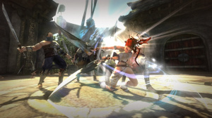 E3 2007 : Heavenly Sword plus léger qu'une plume