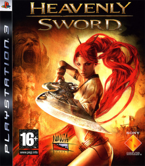Heavenly Sword sur PS3