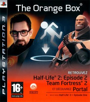 The Orange Box sur PS3