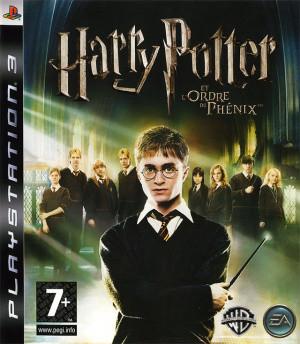 Harry Potter et l'Ordre du Phénix sur PS3