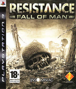 Resistance : Fall of Man sur PS3
