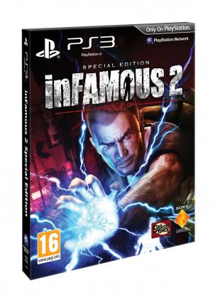 inFamous 2 : des éditions collectors et un pack PS3