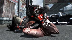 GDC 2009 : Images de inFamous