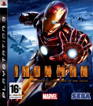 Iron Man sur PS3