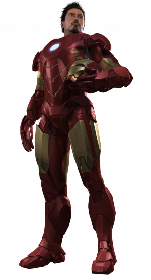 Quelques illustrations pour Iron Man 2