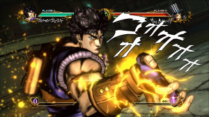 TGS 2013 : Jojo's Bizarre Adventure All Star Battle pour 2014 en Occident